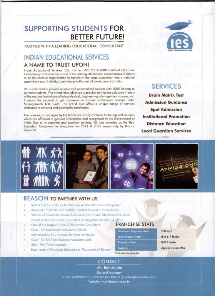 indian educational consultants in bangalore