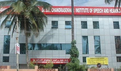 Chandrasekhar Institute Of Speech And Hearing