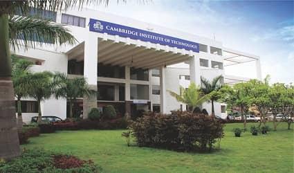 Cambridge Institute Of Technology
