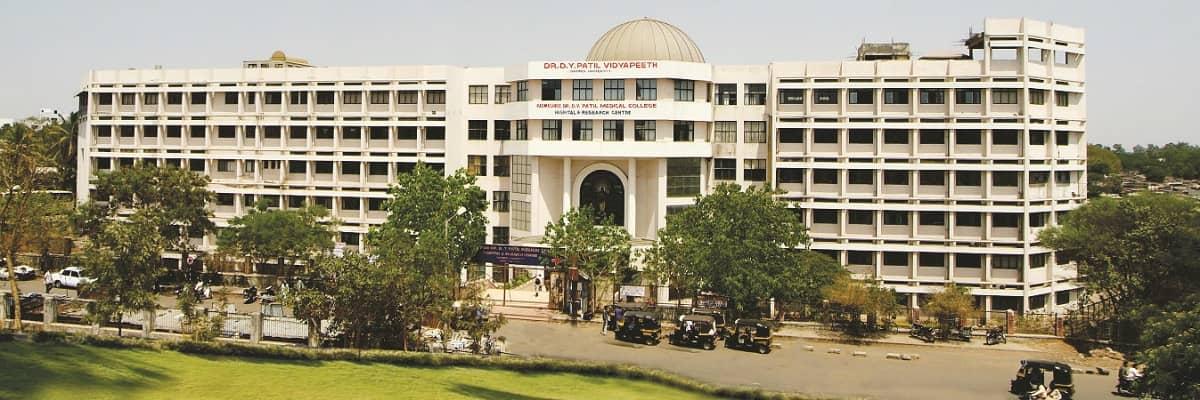 DY Patil Medical College Mumbai