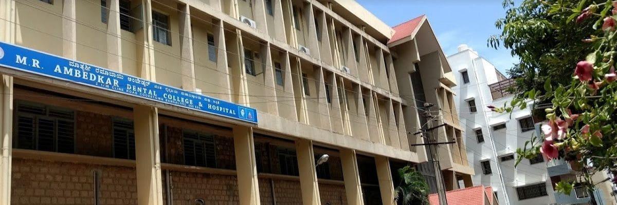 MR Ambedkar Dental College