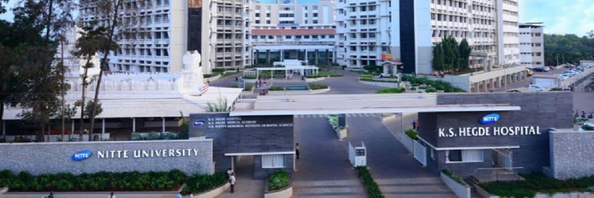 Nitte University MBBS
