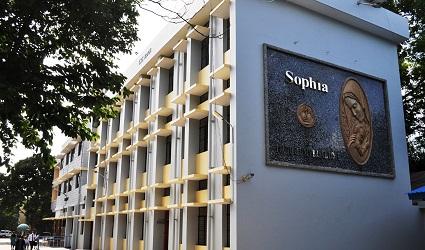 Sophia Evening COllege Bangalore