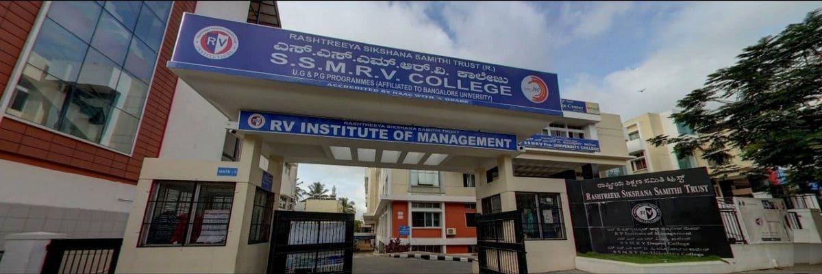 SSMRV PU College