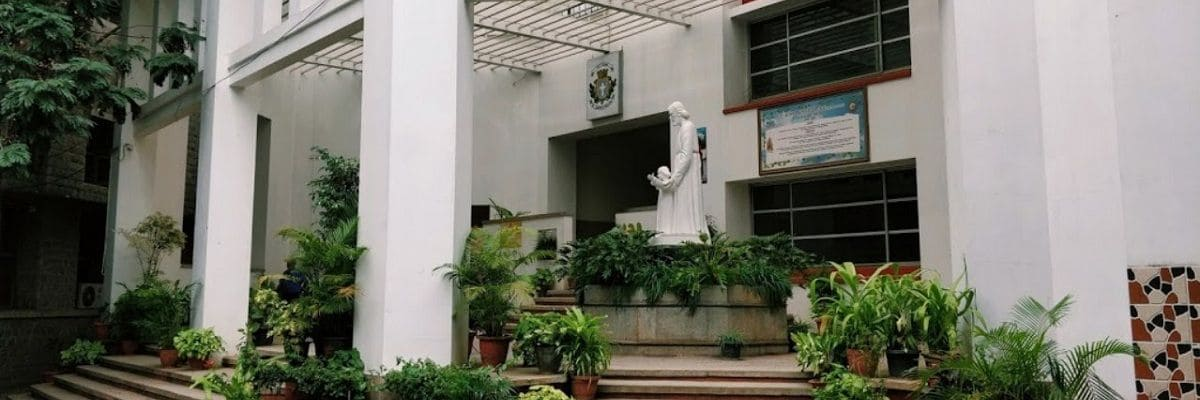 St Joseph College Bangalore