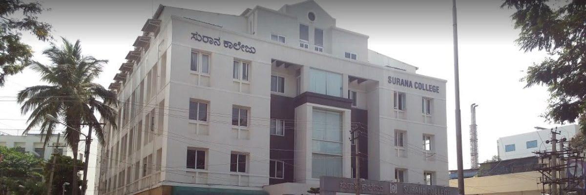 Surana College Bangalore