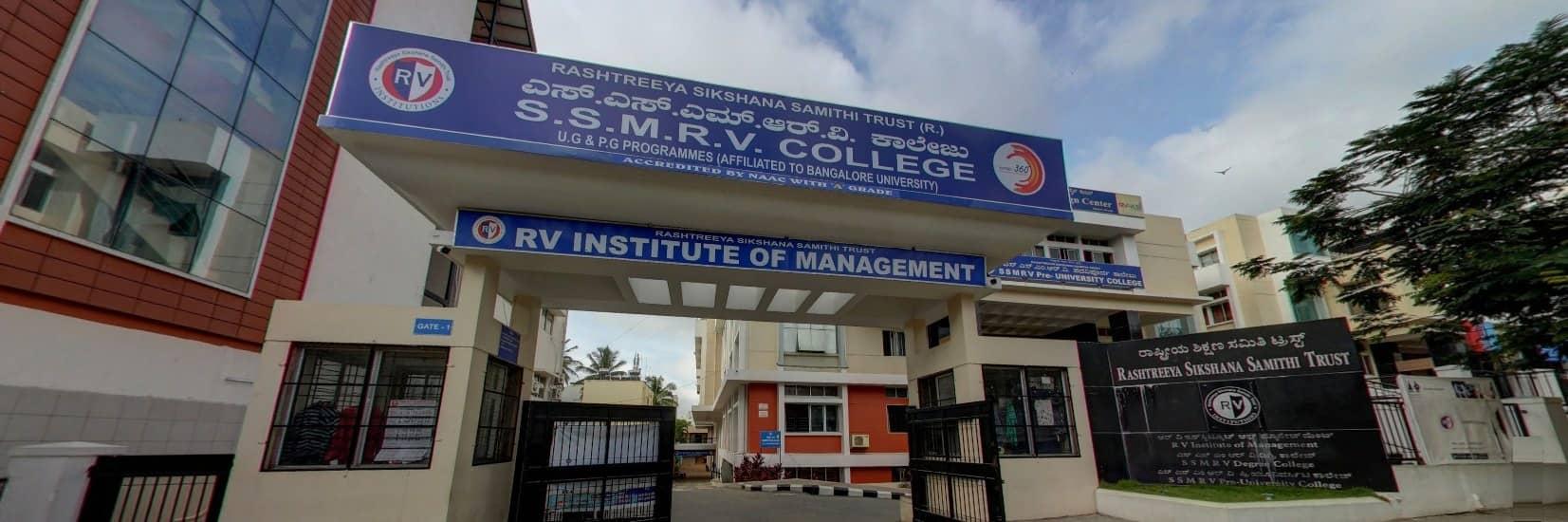 SSMRV Pre University College